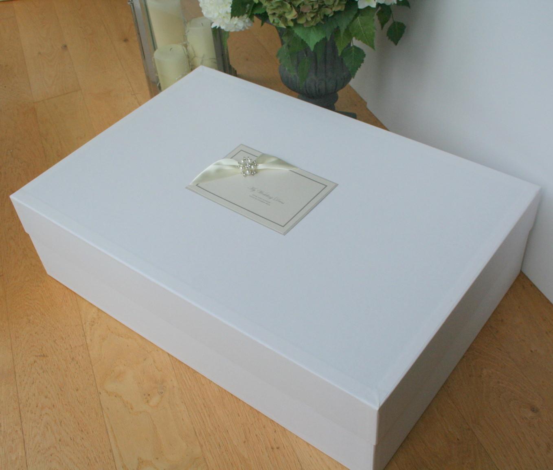 Wedding Gown Boxes: Wedding Dress Storage Boxes