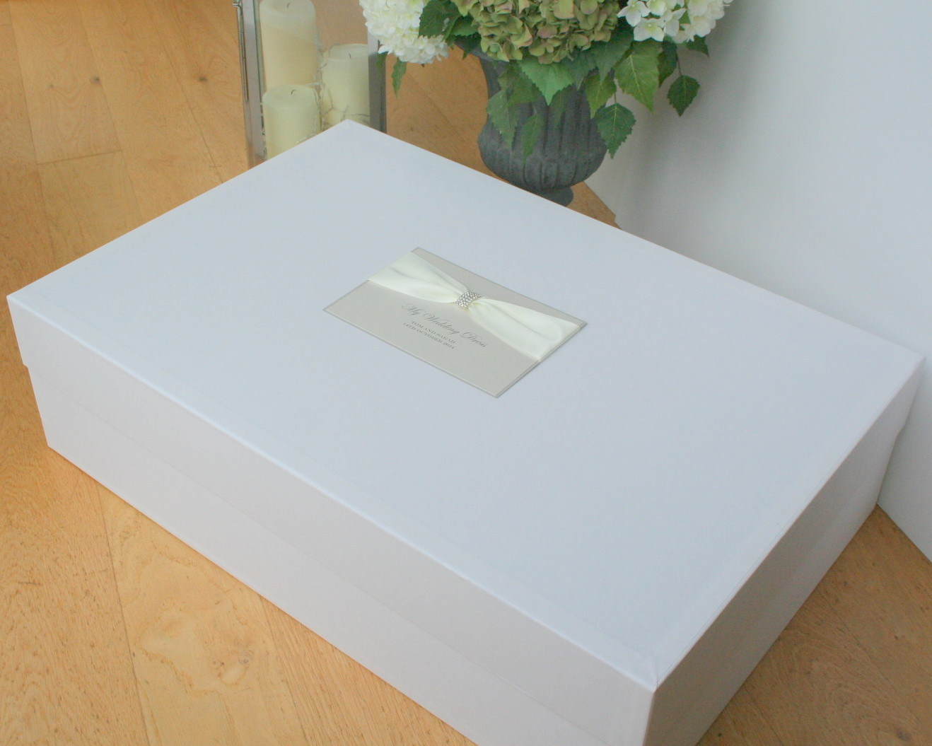 Wedding Dress Storage Boxes