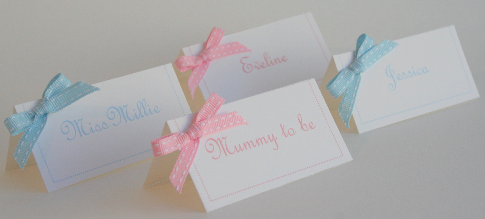 baby shower invites and stationery