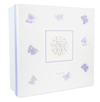 Girl's Keepsake Box - Butterflies