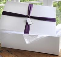 Wedding dress storage boxes for Acid free box for wedding dress